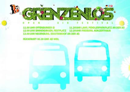 Grenzenlos Festival 2014