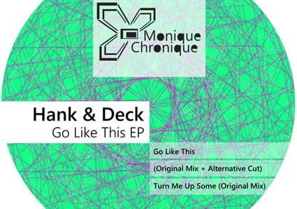 Go Like This EP - Hank & Deck