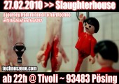 Slaughterhouse Rave mit John Dos and Josh Hope