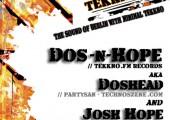 Tekkno FM Night 2010 mit John Dos and Josh Hope