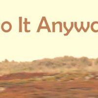 Do It Anyway - Clément Bindzi