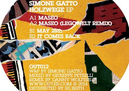 Holzwege EP - Simone Gatto