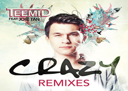 Crazy Remixes von TEEMID feat. Joie Tan