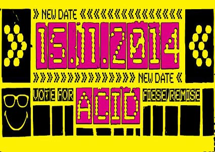 Vote for Acid