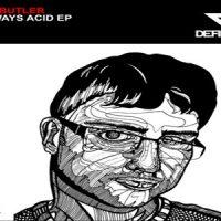 Sideways Acid EP von Josh Butler