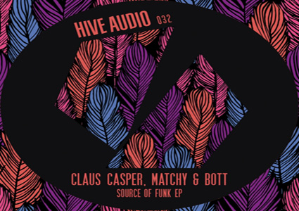 Source Of Funk EP von Claus Casper, Matchy & Bott