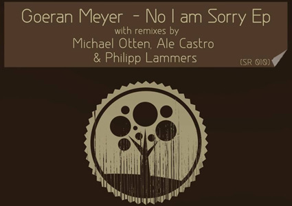 No I am Sorry EP - Göran Meyer
