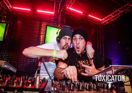 Toxicator mit BMG