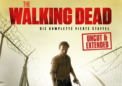 The Walking Dead - Die komplette vierte Staffel