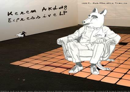Expressive LP von Kerem Akdag