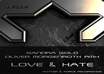Love and Hate EP von Sandra Gold