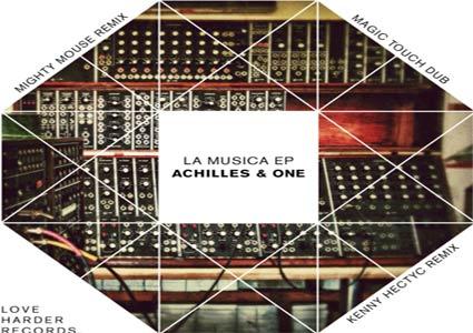 La Musica EP von Achilles & One