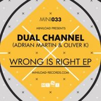 Wrong Is Right EP von Dual Channel