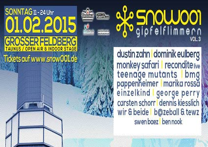 Snow001 2015 - Der Feldberg bebt