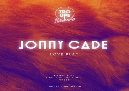 LovePlay EP von Jonny Cade