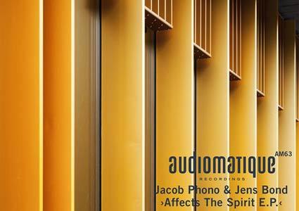 Affects The Spirit EP von Jacob Phono & Jens Bond