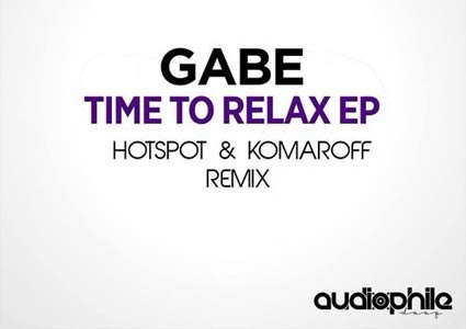 Time To Relax EP von Gabe