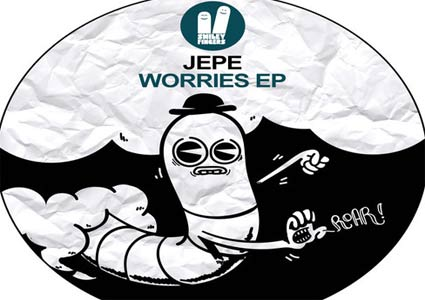 Worries EP von Jepe