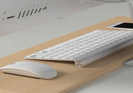Tamm Dock + Desk Organizer