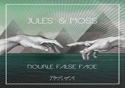 Double False Face LP von Jules & Moss