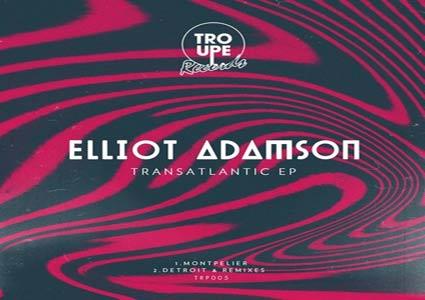 Transatlantic EP von Elliot Adamson