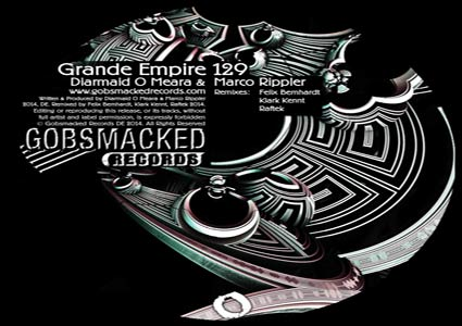 Grande Empire EP von Diarmaid O Meara & Marco Rippler