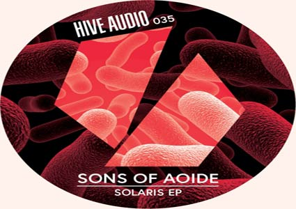 Sons of Aoide - Solaris EP