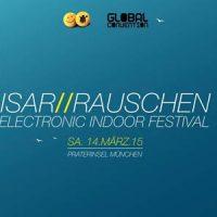 Isar//Rauschen Indoor Festival 2015