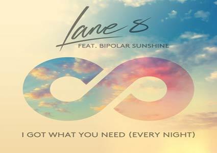 I Got What You Need - Lane 8