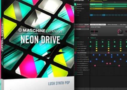 Native Instruments: Neon Drive
