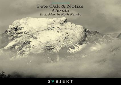 SBJKT008: Pete Oak & Notize - Merula