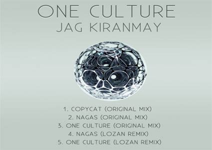 One Culture EP - Jag Kiranmay