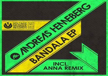 Andreas Henneberg - Bandala EP / incl. ANNA Remix