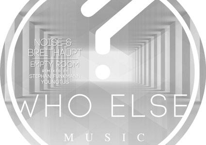 Empty Room EP von Noise & Breithaupt