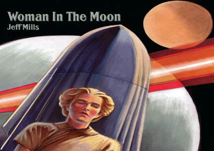 Woman In The Moon von Jeff Mills
