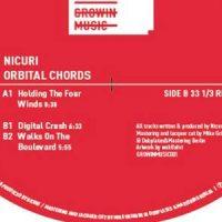 Orbital Chords EP by Nicuri