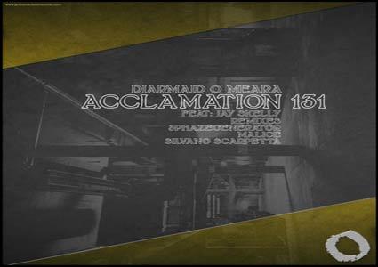 Acclamation EP by Diarmaid O Meara