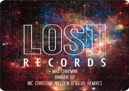 Danger EP by Max Chapman