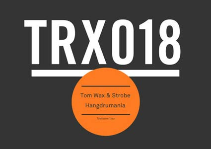 Hangdrumania by Tom Wax & Strobe