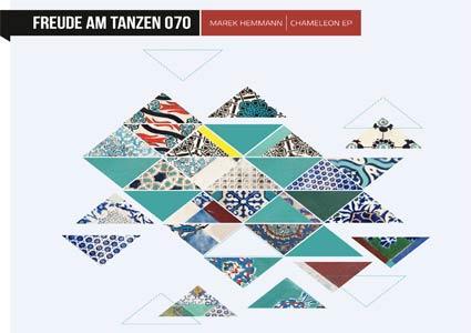 Chameleon EP by Marek Hemmann
