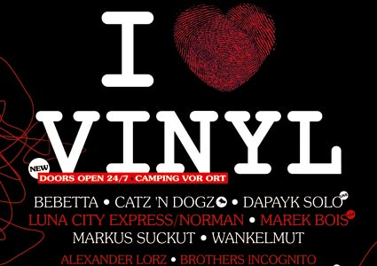 I Love Vinyl Open Air 2015