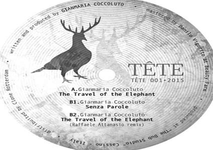 The Travel of the Elephant EP von Gianmaria Coccoluto