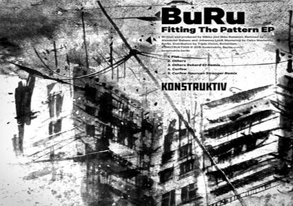 Fitting The Pattern EP von BuRu