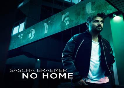 No Home LP von Sascha Braemer