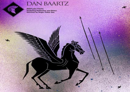 Reflection EP von Dan Baartz