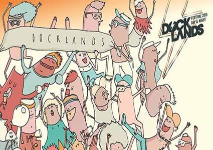 Docklands Festival 2015