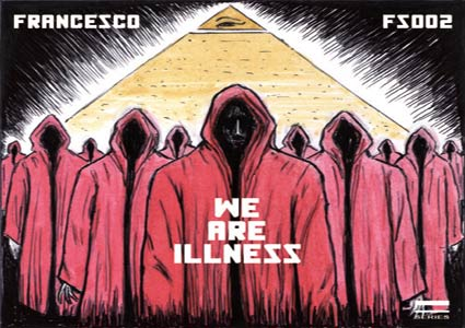We Are Illness EP by Francesco