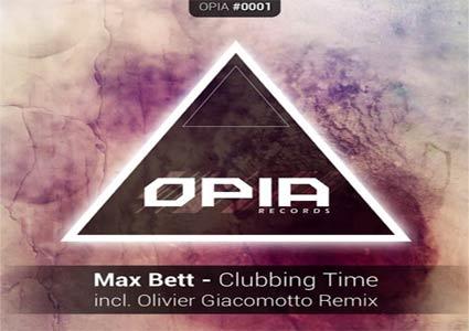 Max Bett - Clubbing Time