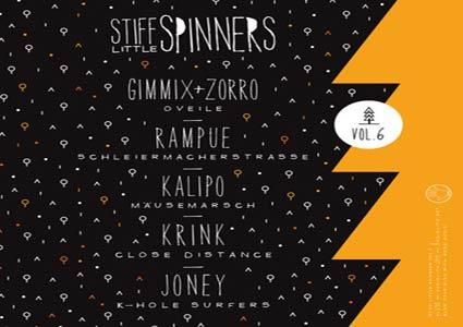 Stiff Little Spinners Vol. 06