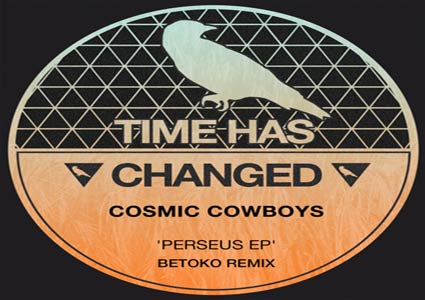 Perseus EP by Cosmic Cowboys